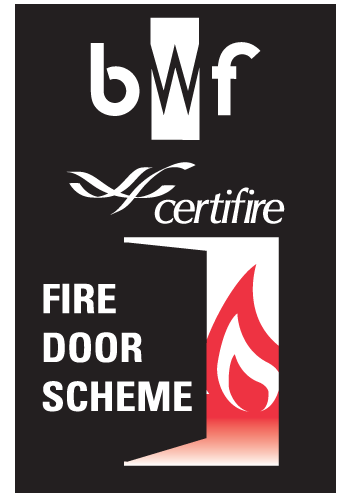 Certifire fire door scheme